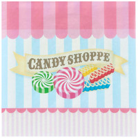 Candy Shoppe Lunch Napkins