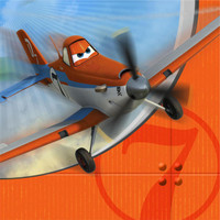 Disney Planes Lunch Napkins