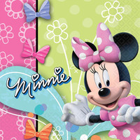Disney Minnie Dream Party Lunch Napkins