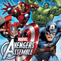 Avengers Assemble Lunch Napkins