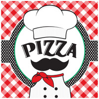 Itzza Pizza Party - Lunch Napkins