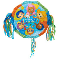 Bubble Guppies Pull-String Pinata