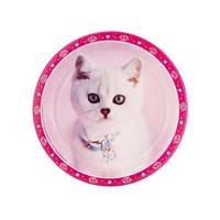 rachaelhale Glamour Cats Dessert Plates
