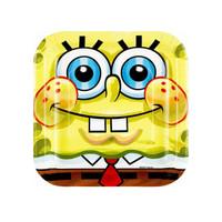 SpongeBob Buddies Dessert Plates