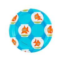 Goldfish Dessert Plates