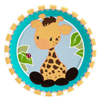 Giraffe Dinner Plates