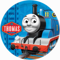 Thomas the Tank Dinner Plates