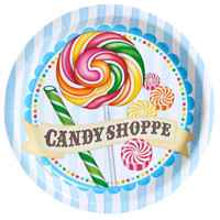 Candy Shoppe Dinner Plates
