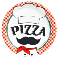 Itzza Pizza Party - Dinner Plates