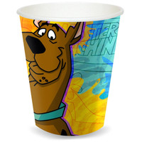 Scooby-Doo Mod Mystery 9 oz. Paper Cups