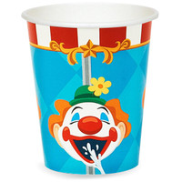 Carnival Games 9 oz. Paper Cups