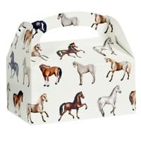 Ponies Empty Favor Boxes (4)