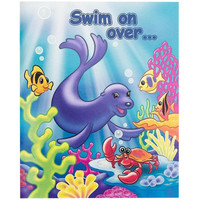 Sea Life Invitations