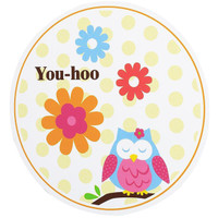 Owl Blossom Invitations