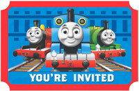 Thomas the Tank Invitations