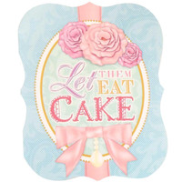 Let Them Eat Cake Invitations