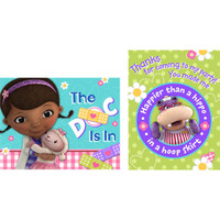 Disney Junior Doc McStuffins Invitations & Thank-You Postcards