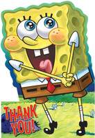 SpongeBob Thank-You Notes