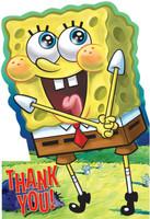 SpongeBob Thank-You Notes