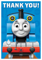 Thomas the Tank Thank-You Notes