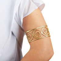 Grecian Arm Cuff