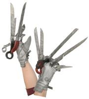 Edward Scissorhands Deluxe Gloves Adult