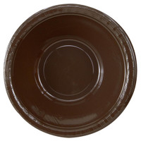 Chocolate Brown (Brown) Plastic Bowls