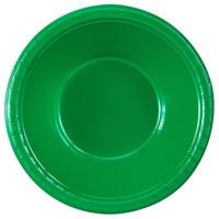 Emerald Green (Green) Plastic Bowls