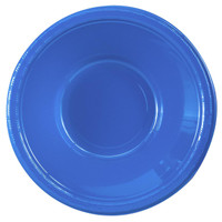 True Blue (Blue) Plastic Bowls