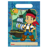 Disney Jake and the Never Land Pirates Treat Bags