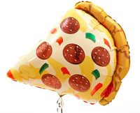 Jumbo Pizza Foil Balloon