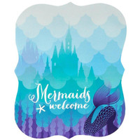 Mermaids Under the Sea Invitations