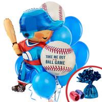 Baseball Balloon Bouquet