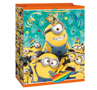 Minions Despicable Me - Large Gift Bag