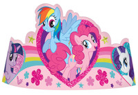 My Little Pony Friendship Magic Paper Tiaras