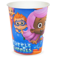 Bubble Guppies 9 oz. Paper Cups