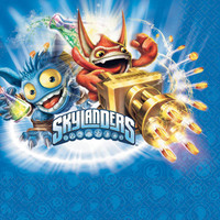 Skylanders Lunch Napkins