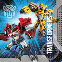 Transformers Lunch Napkins (16)