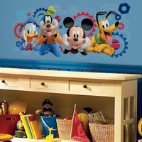 Disney Mickey Mouse Clubhouse Capers Giant Wall Decal