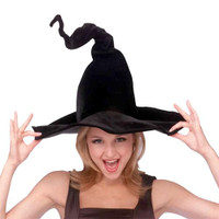 Wired Witch Hat Adult