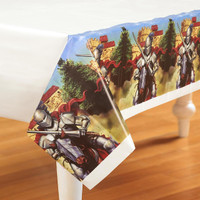 Valiant Knight Printed Tablecover
