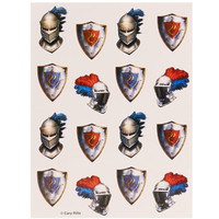 Valiant Knight Sticker Sheets (4)