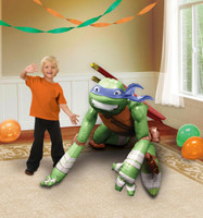 Teenage Mutant Ninja Turtles - Leonardo AirWalker Foil Balloon