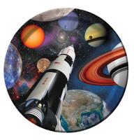 Space Blast Dinner Plates (8)