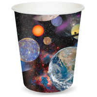 Space Blast 9 oz. Cups (8)