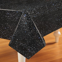 Space Blast Printed Tablecover