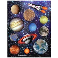 Space Blast Sticker Sheets (4)
