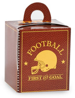 Football Game Time Cupcake Boxes (4)