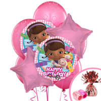 Disney Junior Doc McStuffins Balloon Bouquet