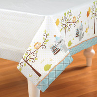 Happi Woodland Boy Printed Tablecover